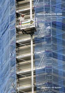 Heinrich Schmid Geschäftsbericht 2009