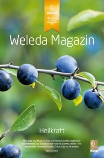 Weleda Magazin - Heilkraft