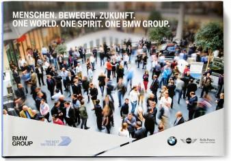 100 Jahre BMW: Buch zum Firmenjubiläum - Cover