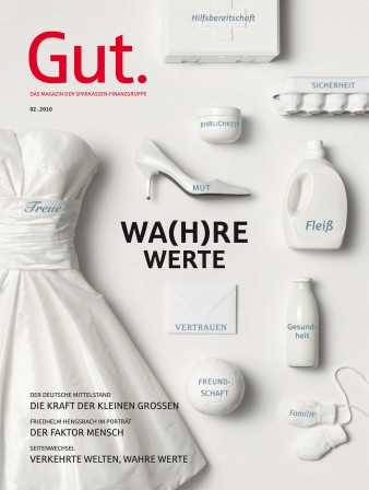 Gut.Magazin WA(H)RE WERTE