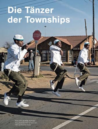 """Lufthansa-Magazin: """"Die Tänzer der Townships"""""""