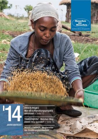 Menschen für Menschen: Jahresbericht 2015