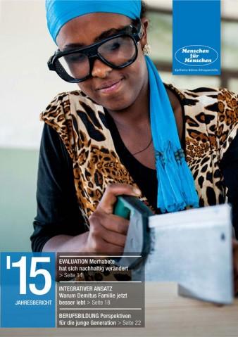 Jahresbericht 2015 Menschen für Menschen