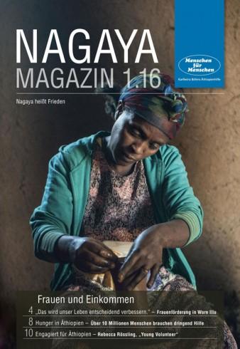 Menschen für Menschen: Nagaya-Magazin 1-4