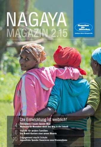 Nagaya Magazin 02/2015