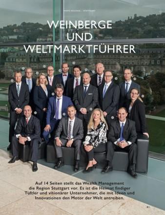 Deutsche Bank, WERTE, 13/2915 - Weinberge und Weltmarktführer